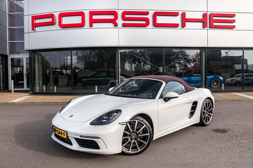 Jur Wiersema Multimedia videobedrijf fotografie bedrijf Porsche fotoshoot Groningen