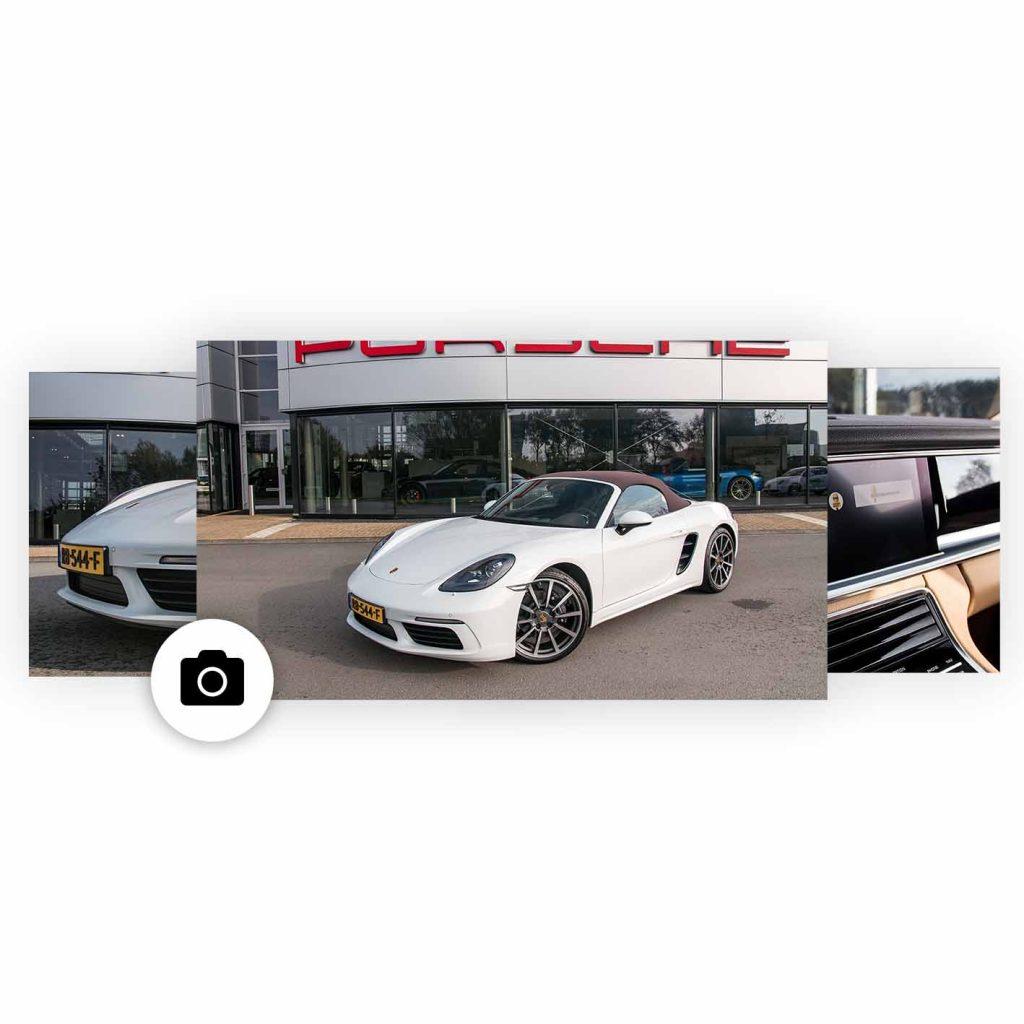 Porsche Centrum Groningen Product Foto Auto Jur Wiersema Fotoshoot