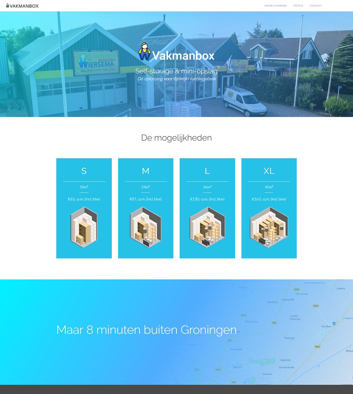 Bedrijfswebsite laten maken Groningen