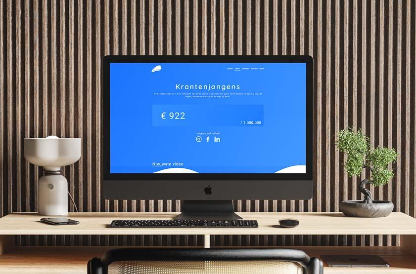 Website laten maken Groningen website ontwerpen Jur Wiersema Mul