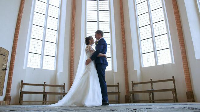 Jur Wiersema Multimedia videobedrijf bruiloft trouwerij Groningen Nederland