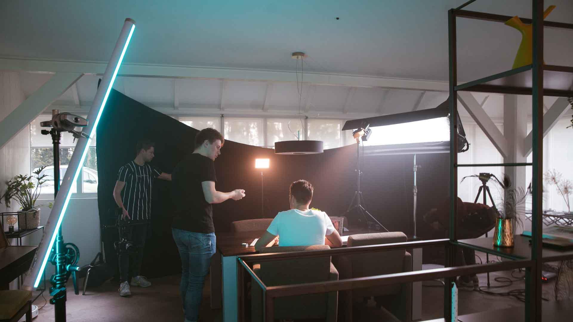 Jur Wiersema Multimedia videobedrijf fotografie bedrijf videoshoot Groningen